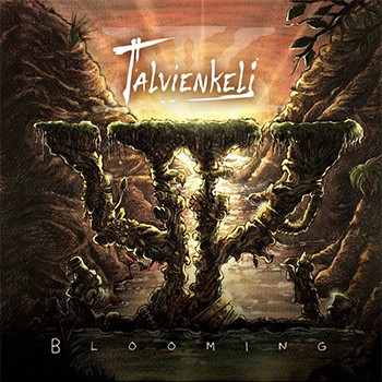 Talvienkeli Blooming EP Cover